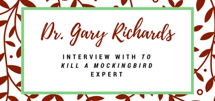 Interview with Dr. Gary Richards Banner